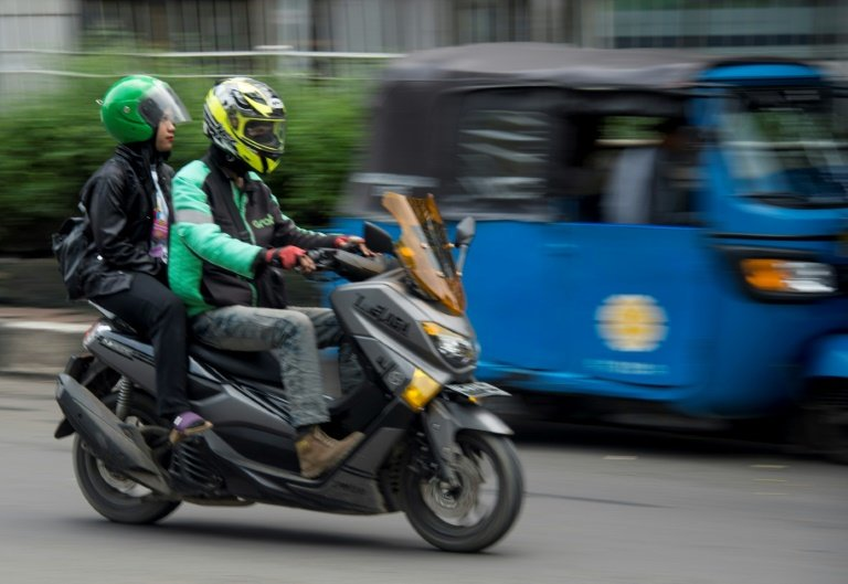 Asian motorcycle taxi necessary words