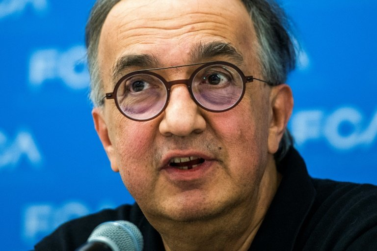 Sergio Marchionne Ceo Of Fiat Chrysler Automobiles Fca Says He Has No Plans To Sell Off The Groups Popular Jeep Brand