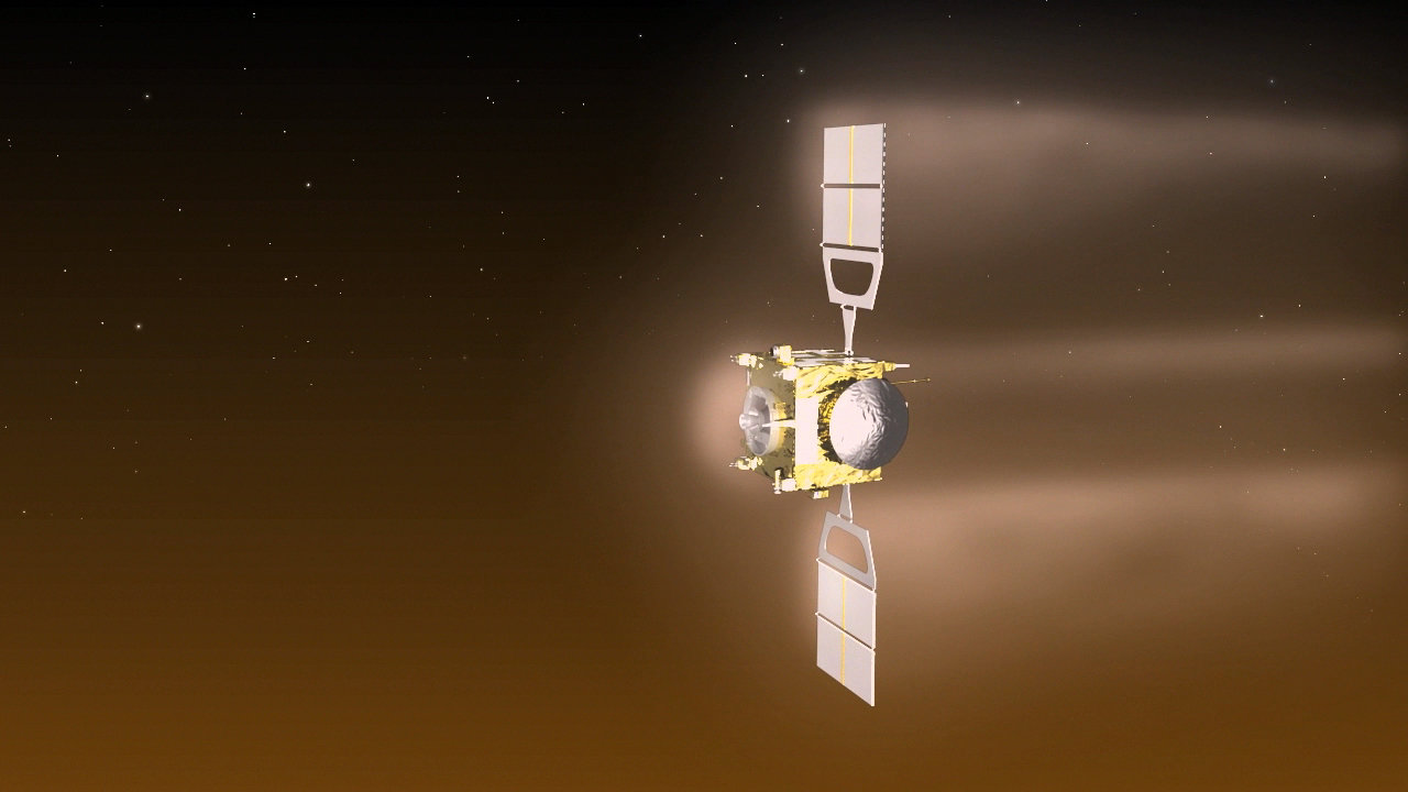 space probes of venus - 1280×720