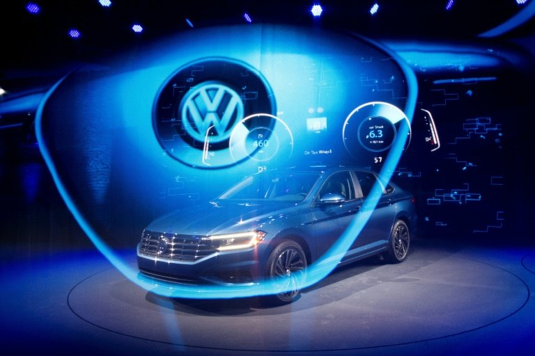Volkswagen Reports Record Global Car Sales In 2017