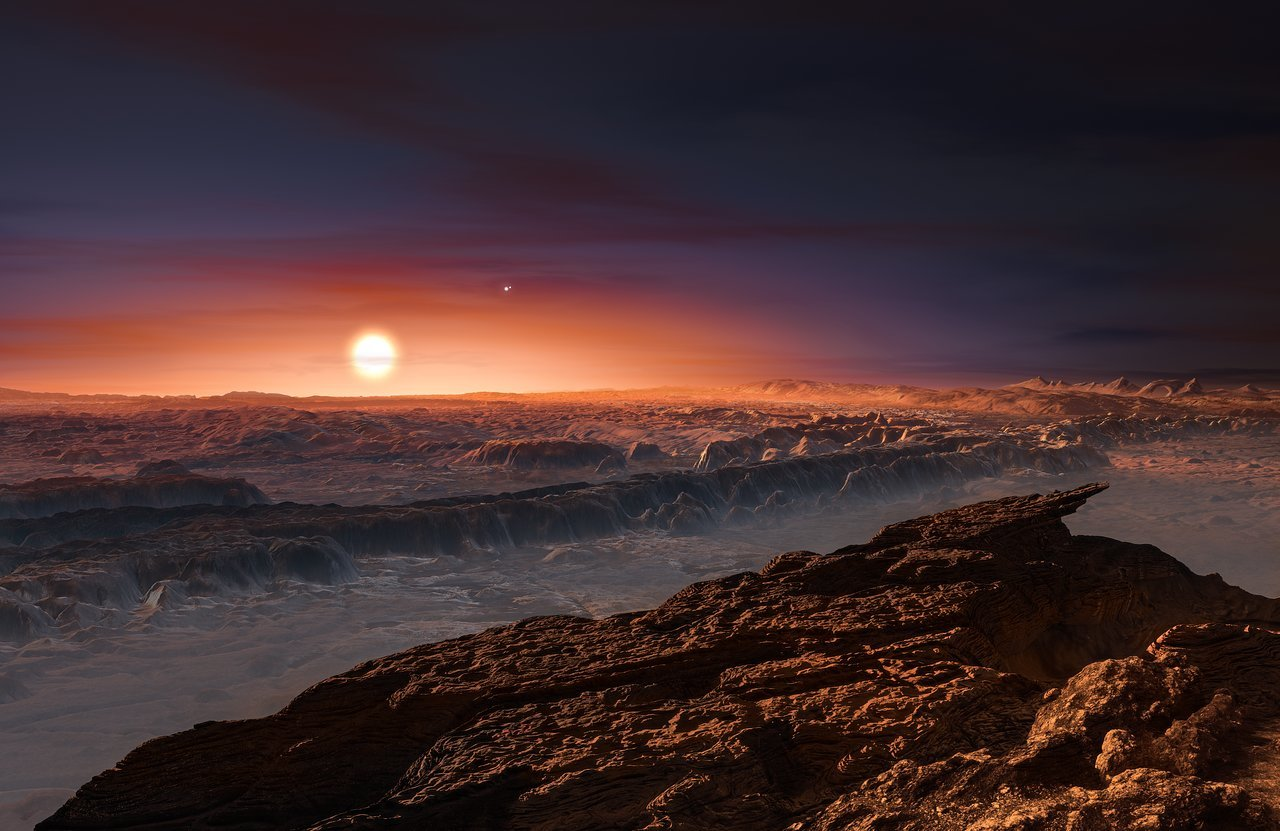 closest planet ever discovered outside solar system could be