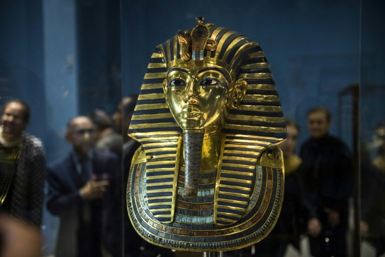 tests show no hidden tutankhamun chambers ministry. Black Bedroom Furniture Sets. Home Design Ideas