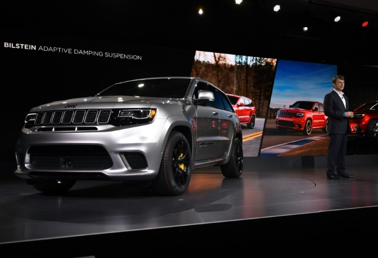 Fiat Chrysler To Open New Plant In Detroit Report
