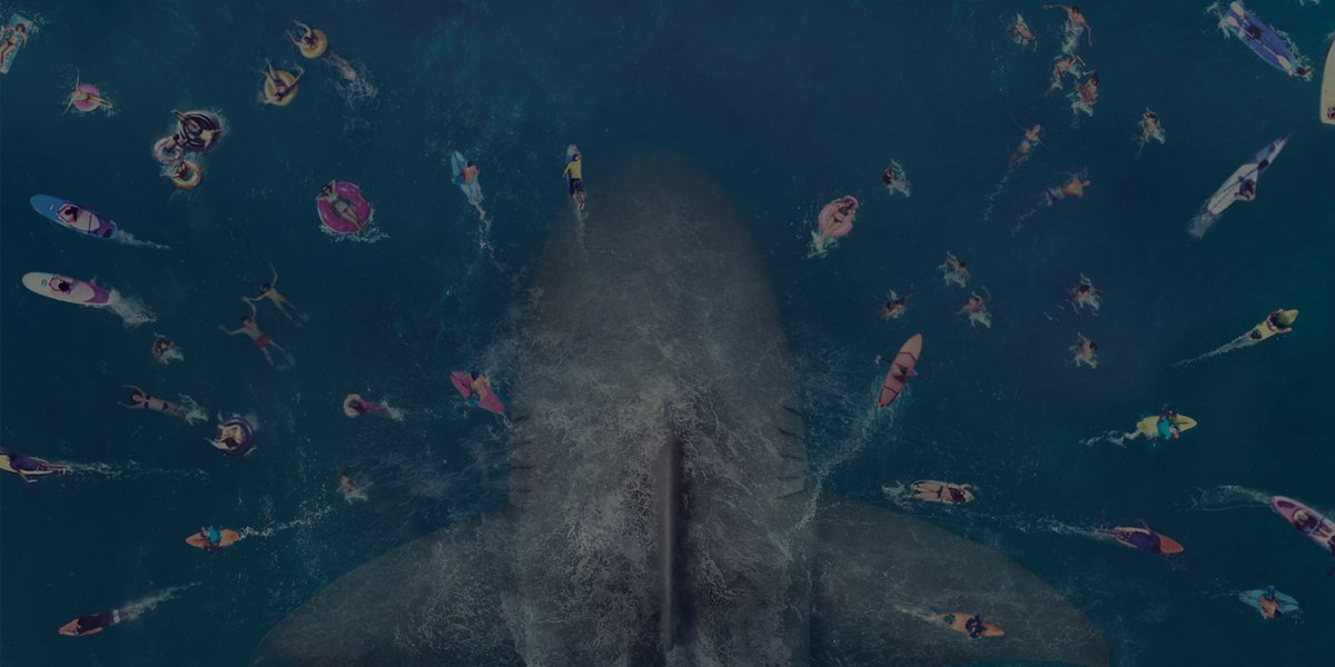 photo image The Meg is a horror story, but our treatment of sharks is scarier