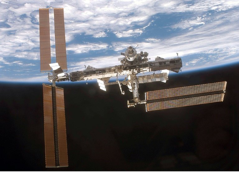 Image result for The Crew of ISS Has Got Enough Supplies For The Next Six Months