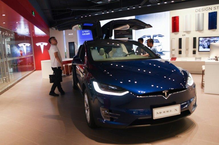 Tesla To Build Huge Shanghai Factory Local Govt