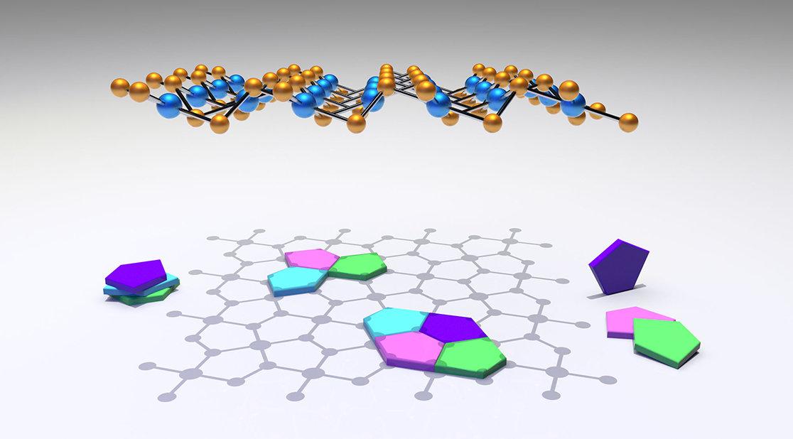 Картинки по запросу superatomic 2-D semiconductor