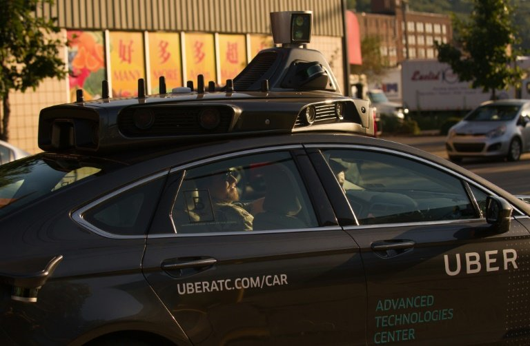 uber driverless car accident