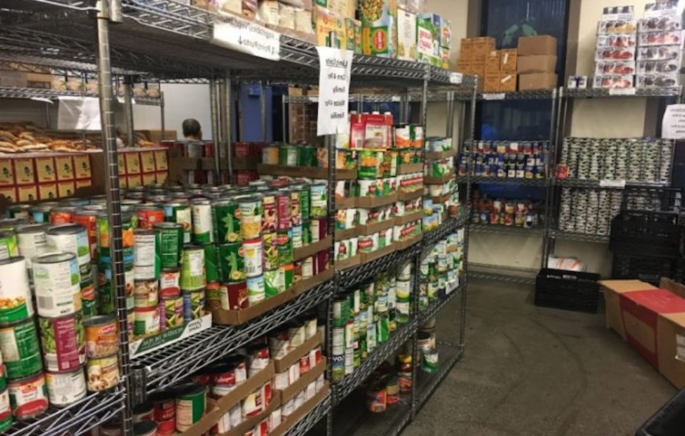 Food Pantry Bronx