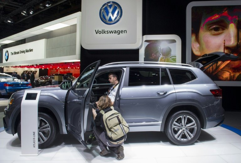 VW To Invest Mn More In Tennessee Plant - Car show chattanooga 2018