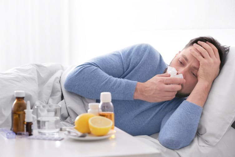 what the flu does to your body and why it makes you feel awful