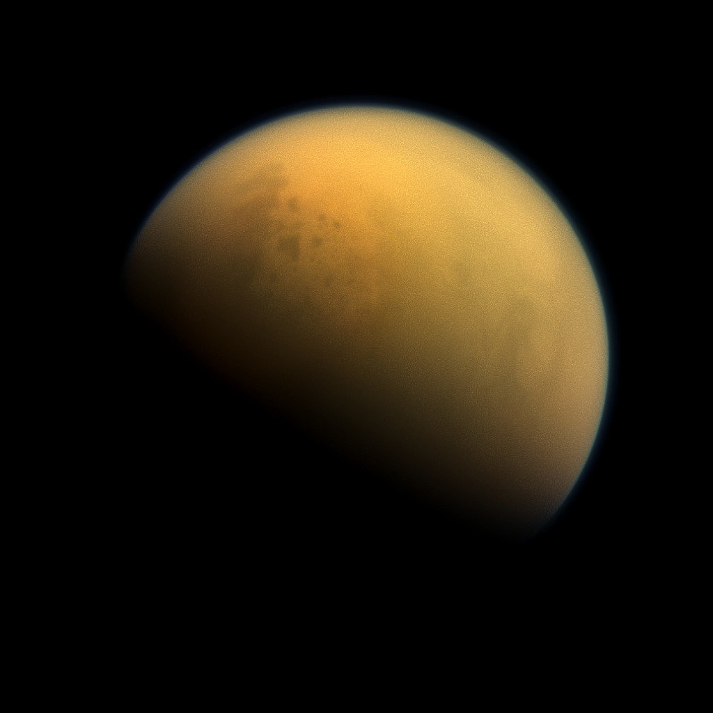 Image result for Where to look for life on Titan