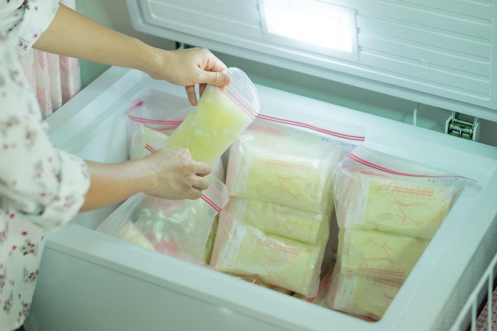 Refrigerated Breast Milk