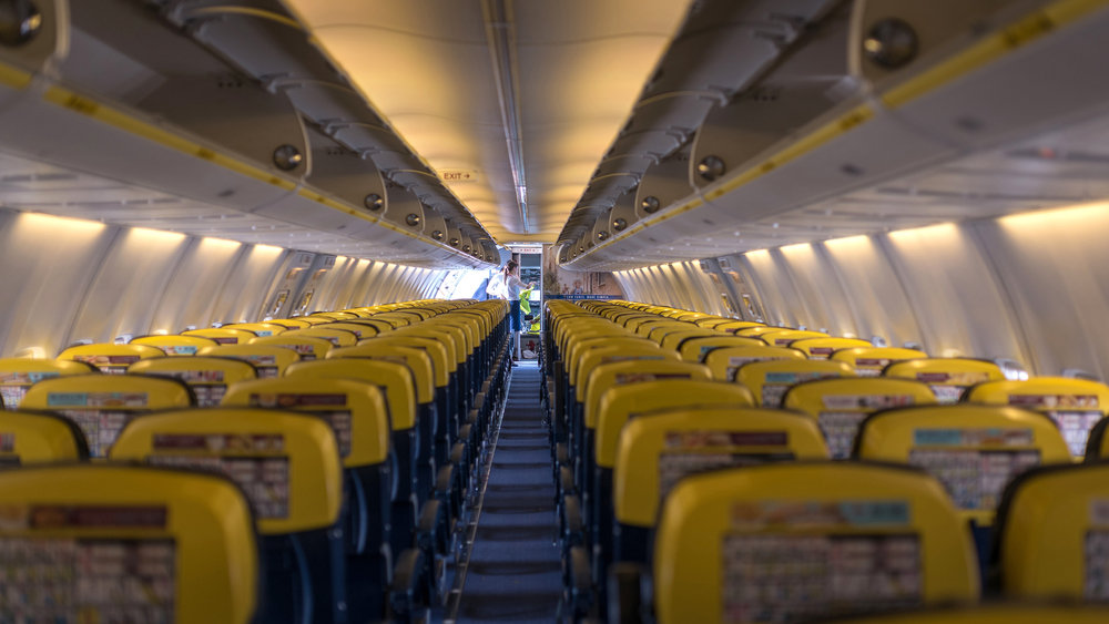 Why Ryanair passengers were bleeding from the ears