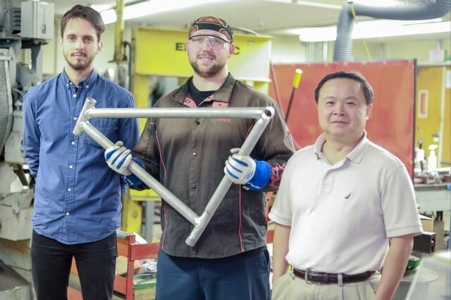 Nanotechnology enables engineers to weld previously un-weldable aluminum alloy