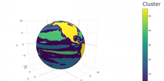Machine learning identifies links between world's oceans