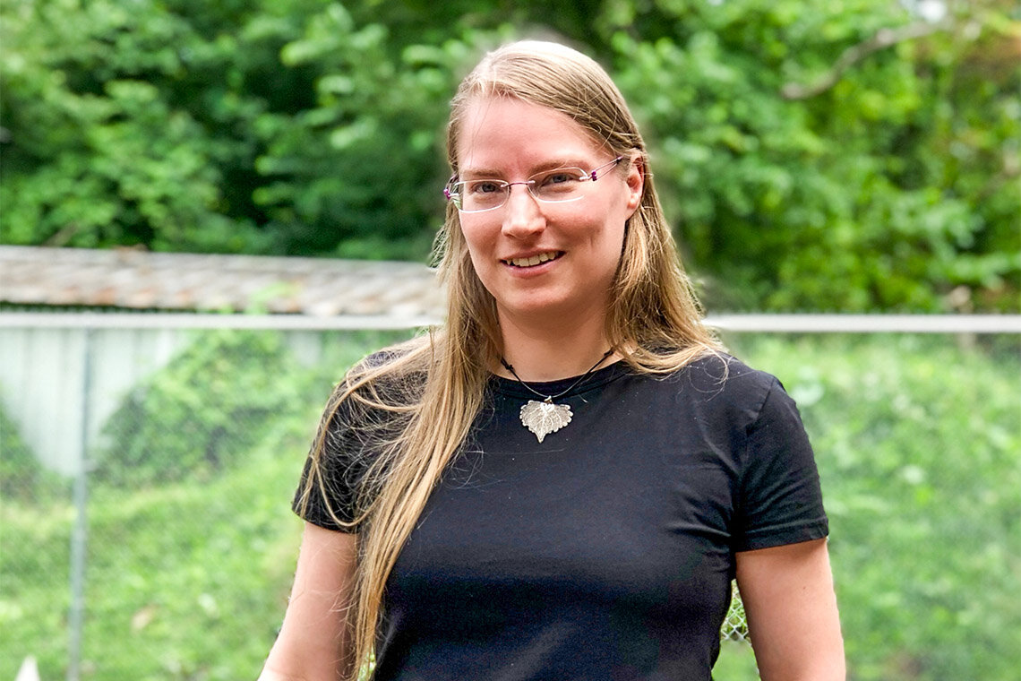 photo of Researcher seeks to make trees more resilient amid a changing climate image