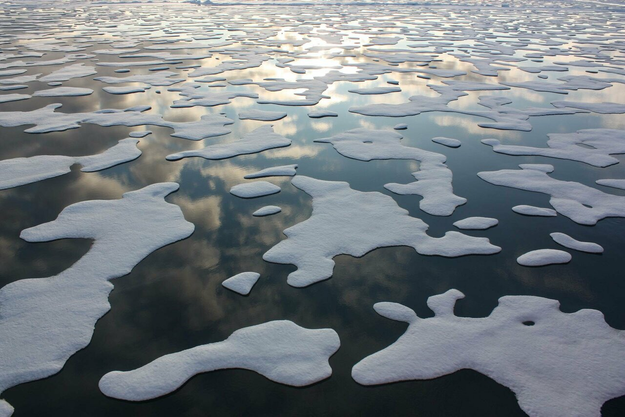 Arctic change has widespread impacts