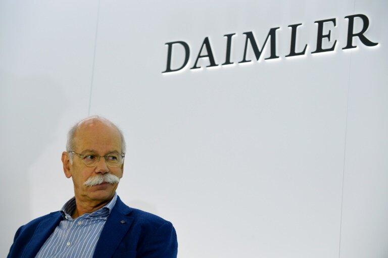 Daimler faces mega fine in diesel probe