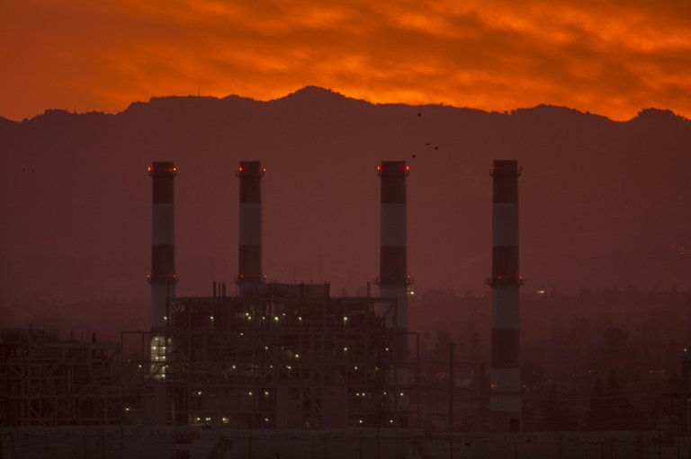 Energy-related carbon emissions rose in US in 2018: study