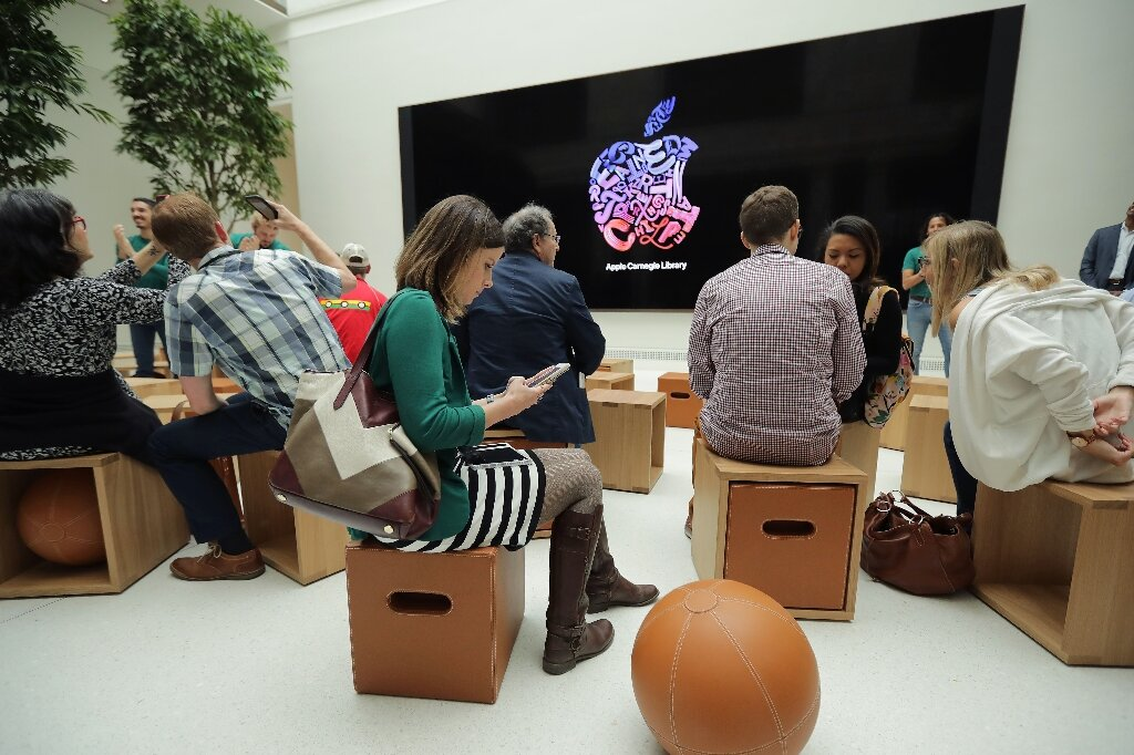 Apple's 'most ambitious' retail store set for US capital