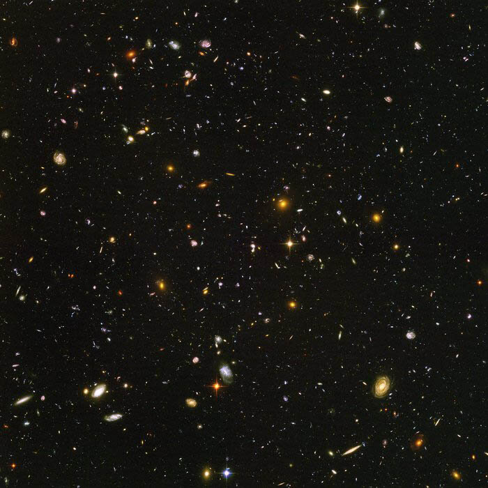 Making stars when the universe was half its age