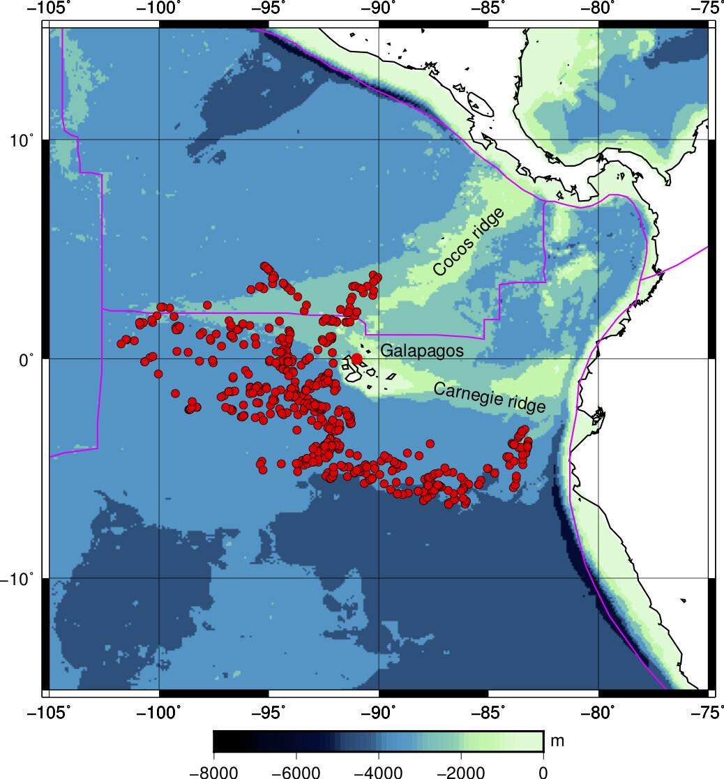 MERMAIDs reveal secrets from below the ocean floor - Phys.org