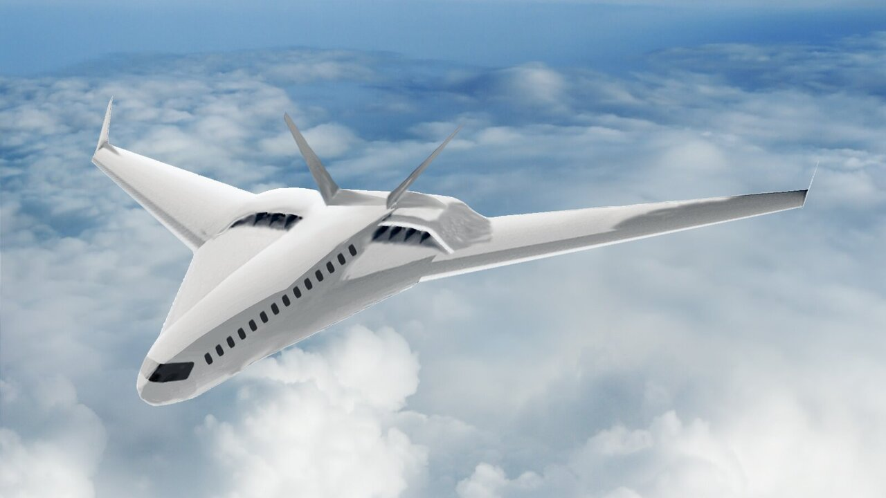 NASA funds aviation research on a new fuel concept