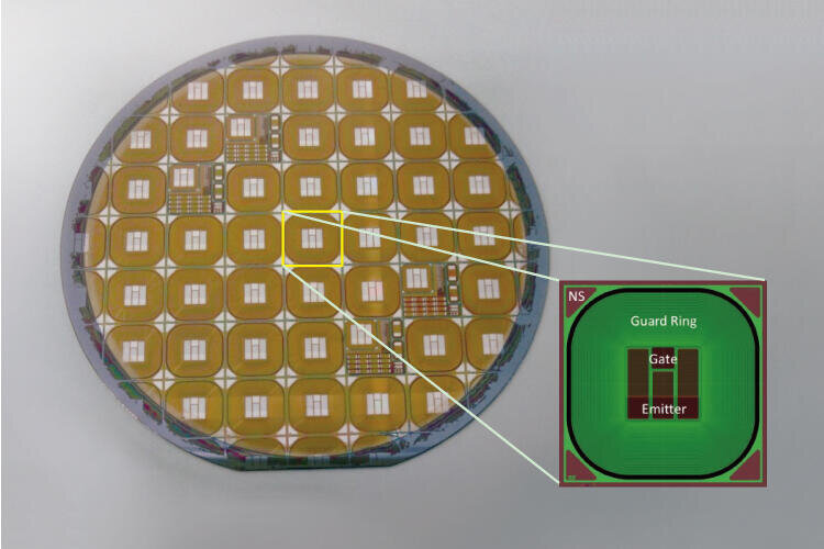 Remaining switched on to silicon-based electronics