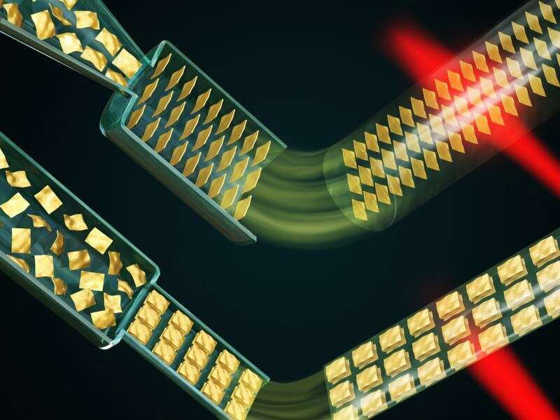 Researchers pioneer microfluidics-enabled manufacturing of macroscopic graphene fibers