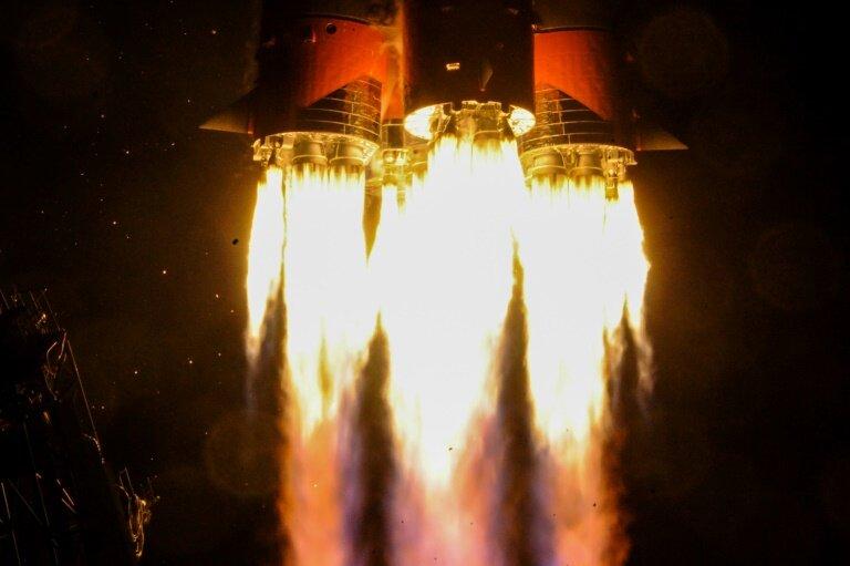 Three astronauts on Soyuz craft successfully reach ISS
