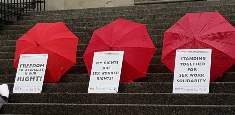 Sex worker rights: Hysteria, surveillance and threats to fundamental