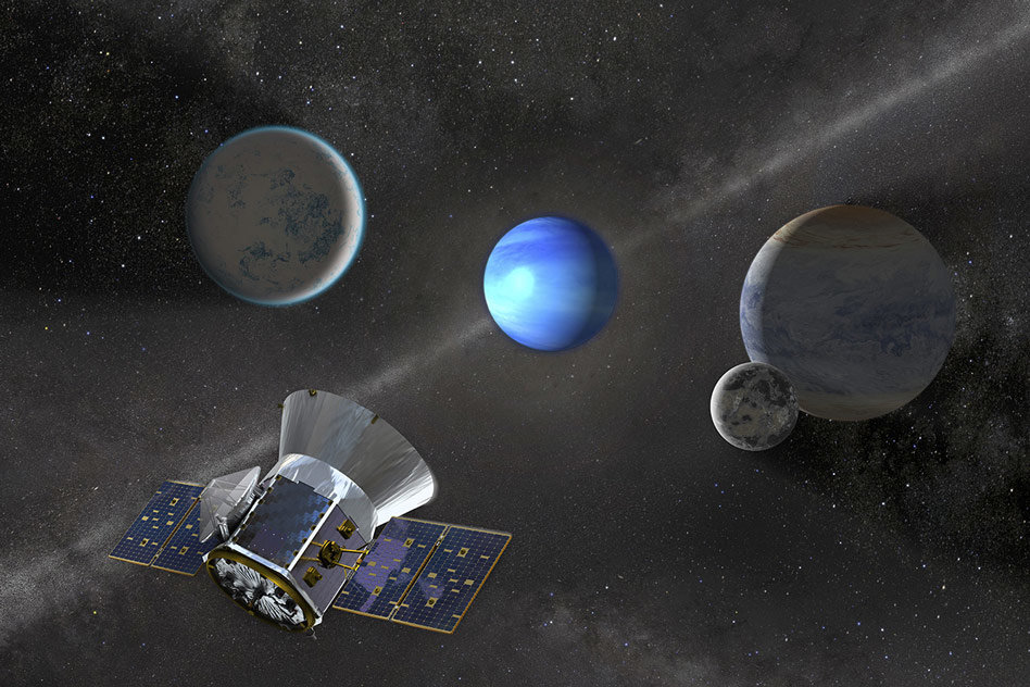 New Planet Discovered 2019 TESS discovers its third new planet, with longest orbit yet