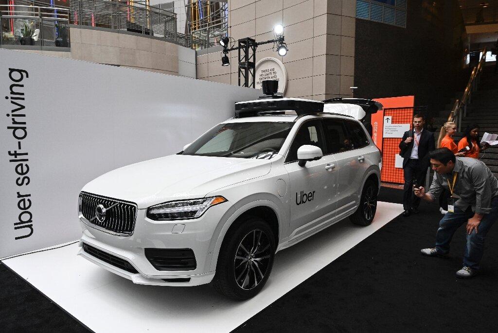 Uber Buys AI Firm To Advance Push On Autonomous Cars