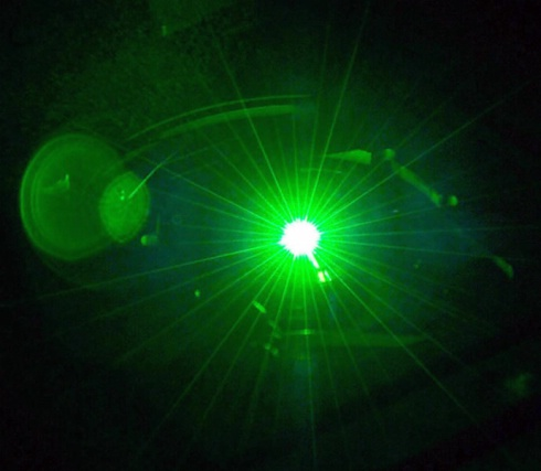 Laser Beams For Superconductivity Research Sheds Light On
