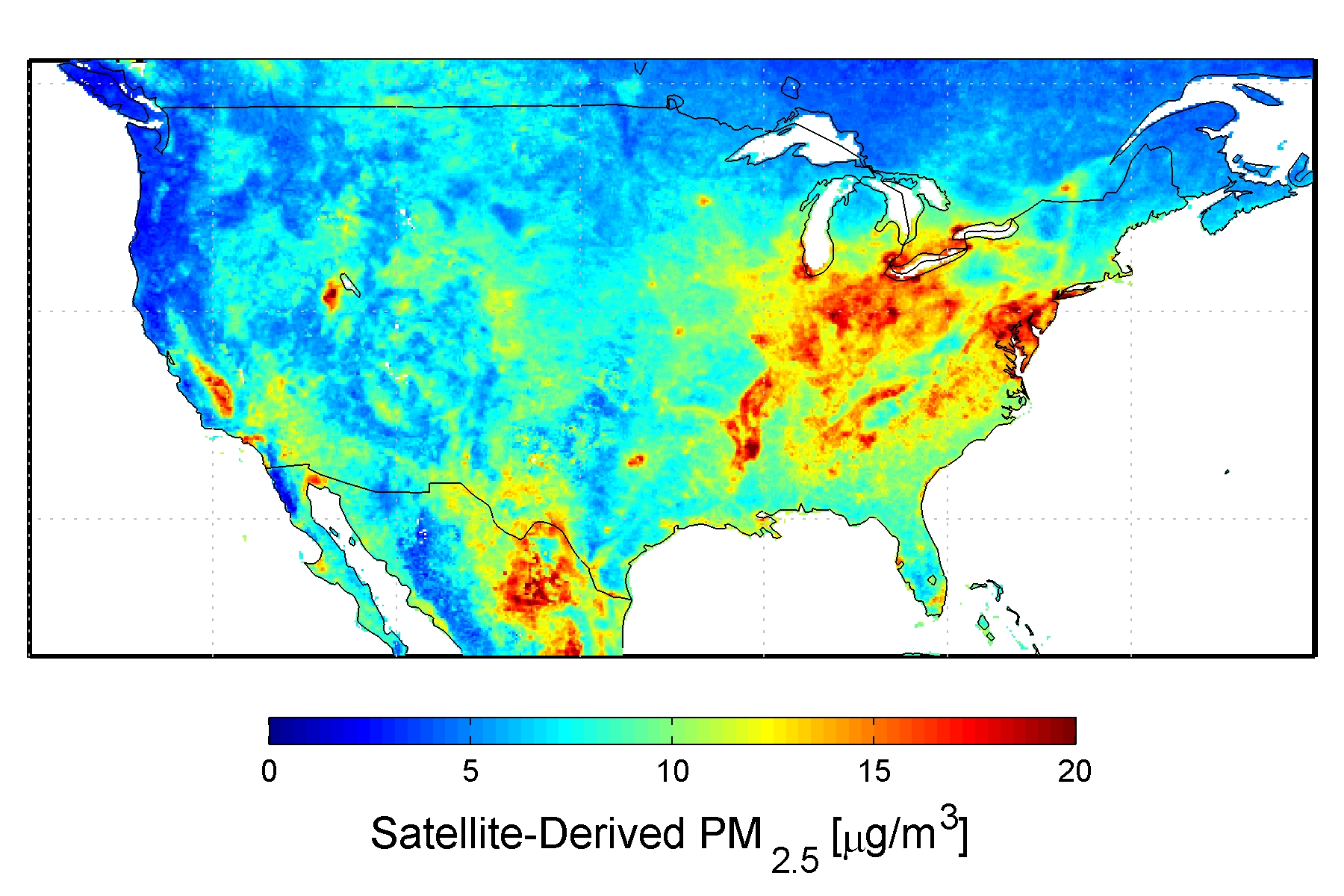 Air Quality United States Map.New Map Provides Global View Of Health Sapping Air Pollution W Video