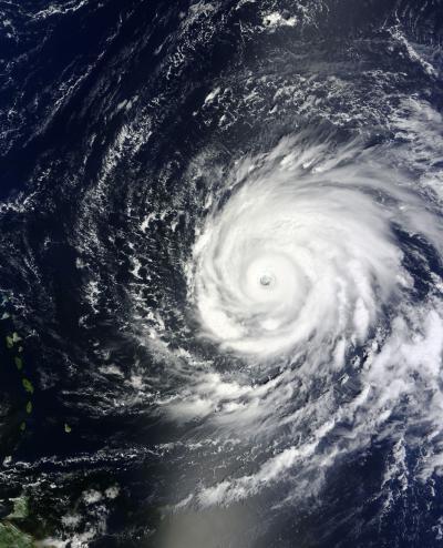 NASA satellite measures monstrous Hurricane Igor as a '10 ...