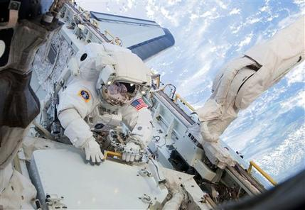 current astronauts in space station - photo #19