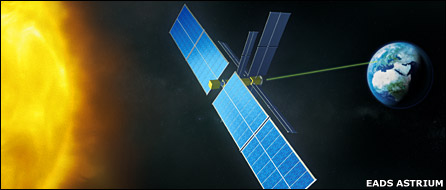 space company wants solar power plant in space