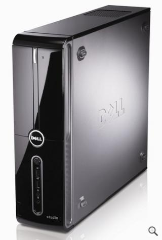 Dell Introduces Studio Desktop and Studio Slim Models