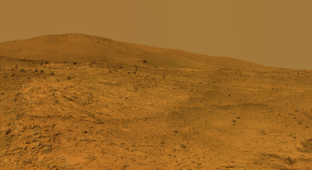 Mars Rover Team Sets Low Power Plan For Nasa S Spirit