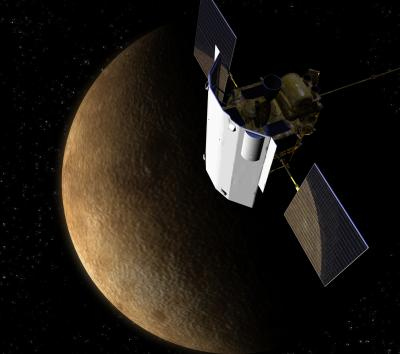 Space scientists set for second spacecraft flyby of Mercury
