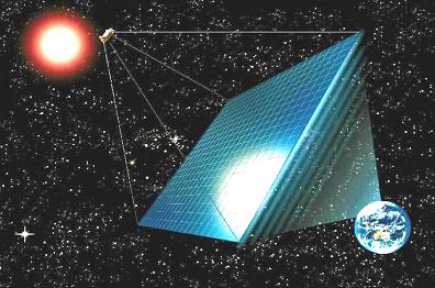 21 Billion Orbiting Solar Array Will Beam Electricity To