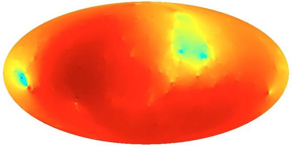 Worksheet. Satellite ready to measure the Big Bang