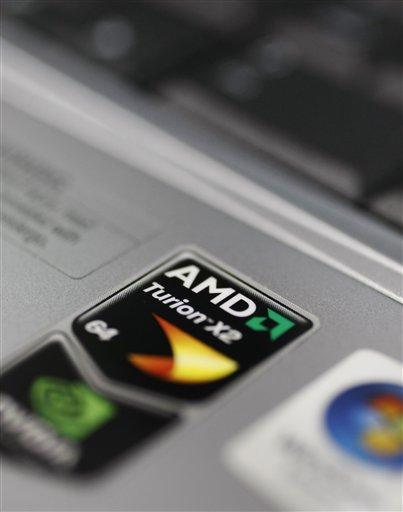 AMD sales better than expected, CPU demand rises