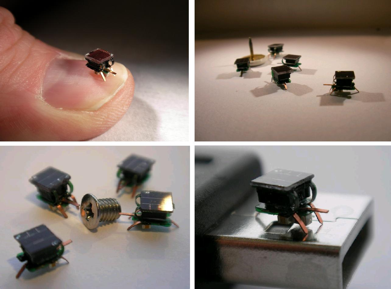 nano robots essay Future of nano scale robotics nanotechnology has made it possible to create devices, and other technologies at the scale level of molecules and atoms a nanometer is close to the diameter of human hair, and it can therefore be used in many applications.