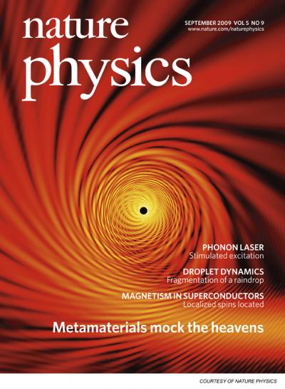 Metamaterials Used To Look At Effects Of Black Holes
