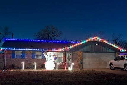 many take dim view of new fangled christmas lights