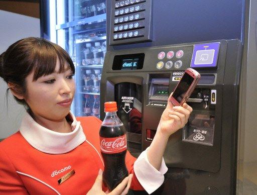 cashless vending solution