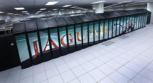 Oak Ridge Jaguar Supercomputer Is World S Fastest